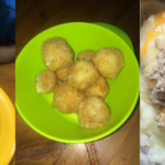 Easy Mashed Potato Balls