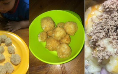 Easy Mashed Potato Balls Recipe
